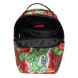 SPRAYGROUND Money Bear Raining Money Backpack | Multi (910B1345NSZ)