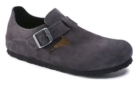 BIRKENSTOCK London Men | Gunmetal (1014996)