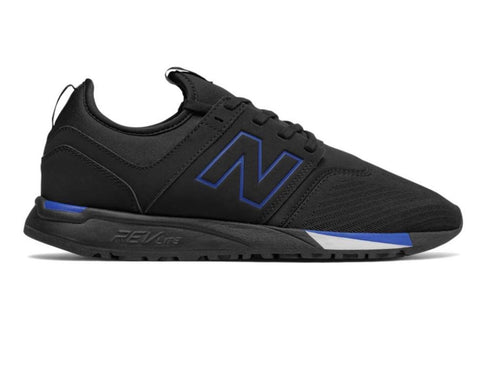 NEW BALANCE 247 Classic Men | Black / Blue (MRL247PR)