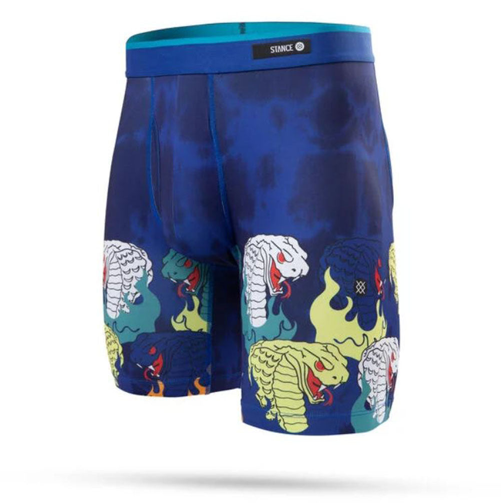 STANCE Cobra Run Boxer Brief Men | Blue (M803D19COB)