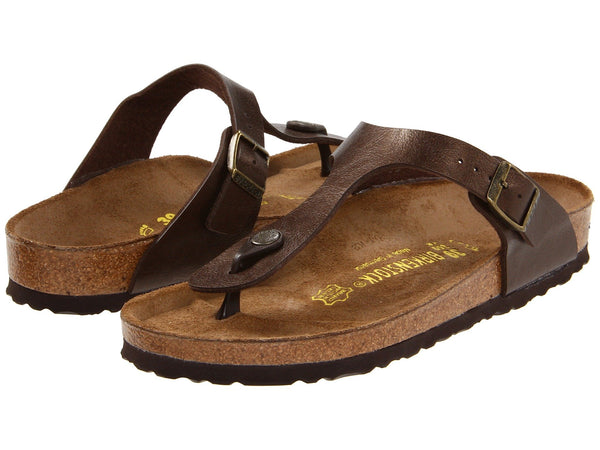 BIRKENSTOCK Gizeh Women | Graceful Toffee (0845221)