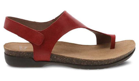 DANSKO Reece Women | Red Waxy Burnished (6024-225300)