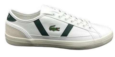 LACOSTE Sideline 1201 1 CMA Men | White/Dark Green