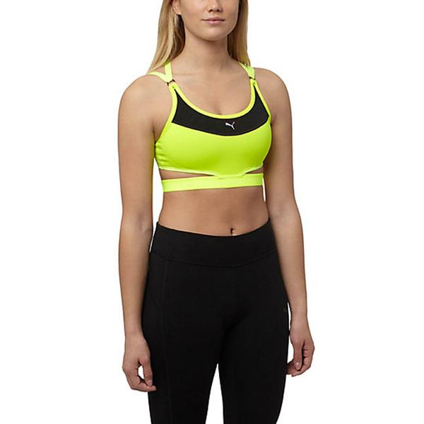 PUMA PWRshape Future Bra Women | Saftey Yellow (515148-03)