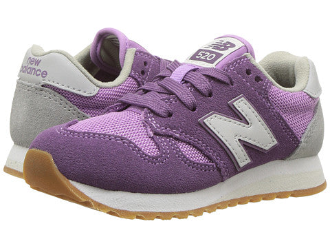 NEW BALANCE 520 Kids | Purple / White (KL520PW)
