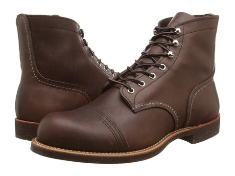 RED WING Iron Ranger Men | Amber Harness (8111) (11-Men)