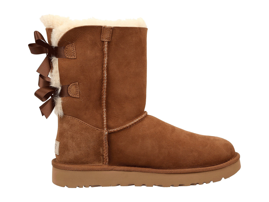 UGG Bailey Bow II Women | Chestnut (1016225)