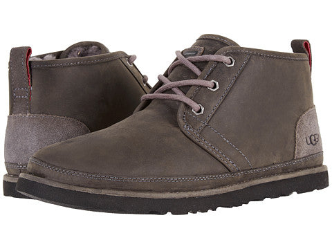 UGG Neumel Waterproof Boots Men | Charcoal (1017254)