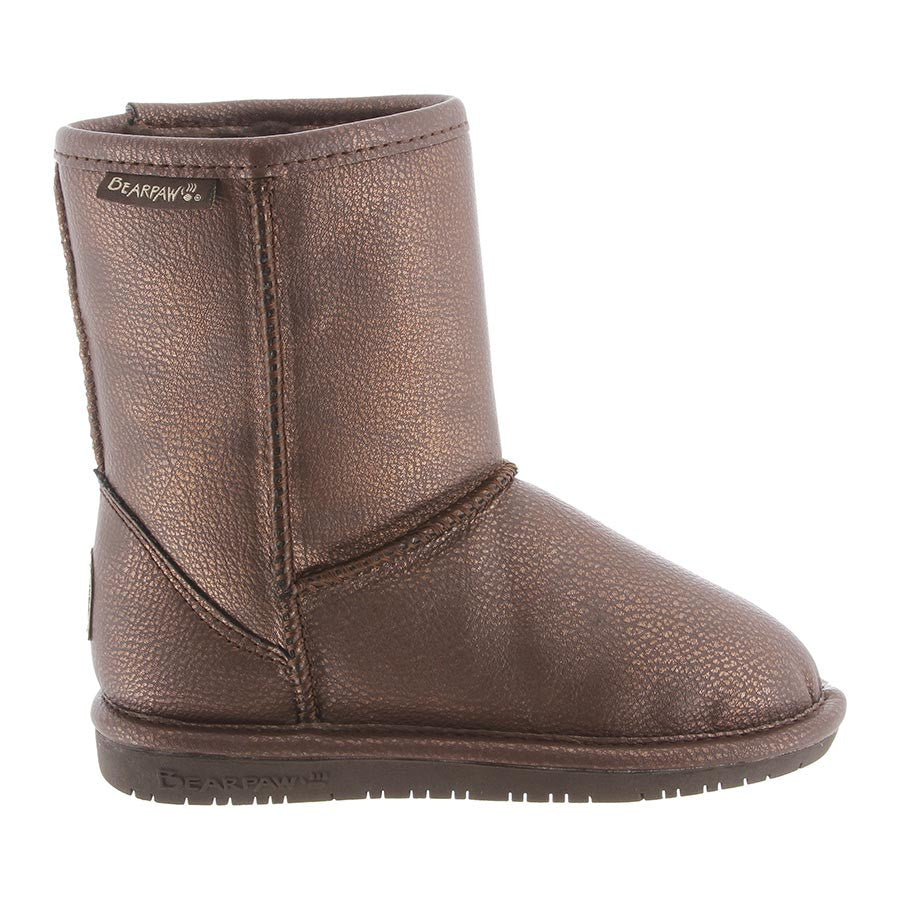 BEARPAW Emma Toddler | Chocolate/Bronze