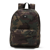 VANS Old Skool Printed Backpack Unisex | Classic Camo Black (VN0A3I6R97I)