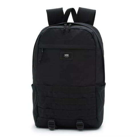 VANS Transplant Backpack Men | Black Ripstop (VN0A3I6A6ZC)