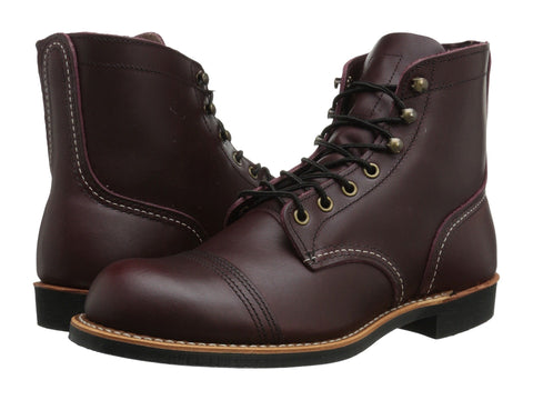 RED WING Iron Ranger Men | Oxblood Mesa (8119)