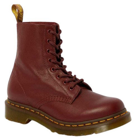 DR.MARTENS 1460 Pascal Women | Cherry Red Virginia (13512411)
