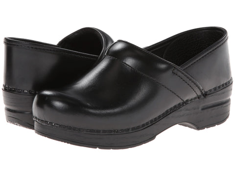 DANSKO Professional Women | Black Cabrio (806020202)