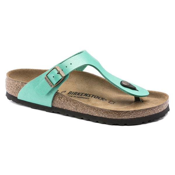 BIRKENSTOCK Gizeh Birko-Flor Women | Graceful Emerald (1016146)