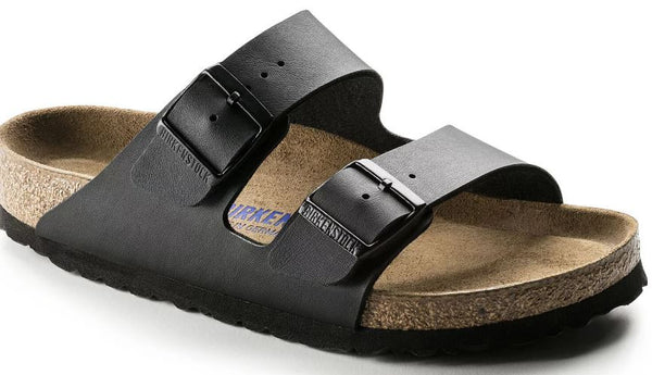 BIRKENSTOCK Arizona Soft Foot Bed Women | Black (0551253)