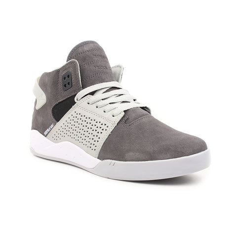 SUPRA Skytop III Men | Grey Gradient / White (08000-085-M)