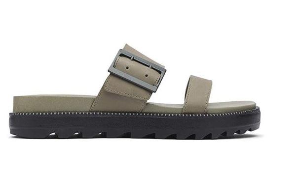 SOREL Roaming Buckle Slide Women | Sage