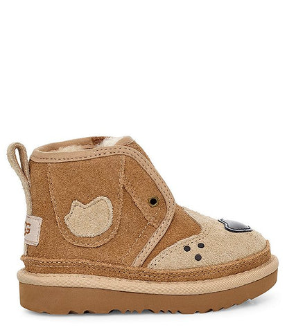 UGG Happee Neumel II Toddler | Chestnut (1103626T)