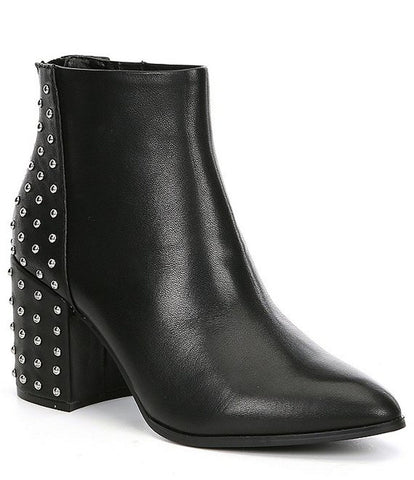 STEVE MADDEN Jillian Women | Black Leather (JILL07S1017-B)