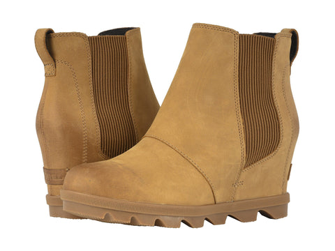 SOREL Joan Of Arctic Wedge II Chelsea Women | Camel Brown (1808551)