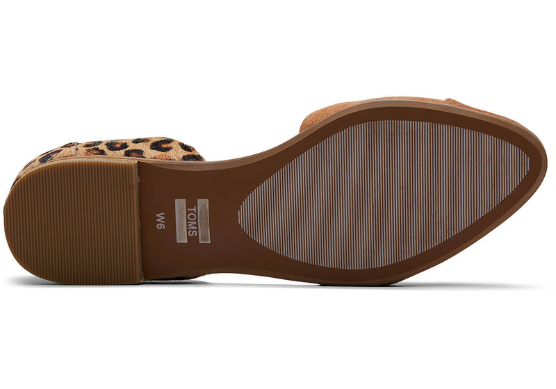 TOMS Jutti Dorsay Women | Caramel Brown (10014140)