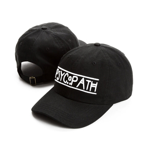 GRAND TRUNK Psycopath Hat | Black (GC130101)