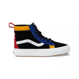 VANS Sk8-Hi MTE Kids | Black/Surf the Web (VN0A2XSNT3X)