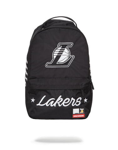 SPRAYGROUND NBA Lab Lakers Cargo Backpack | Black (910B1266NSZ)