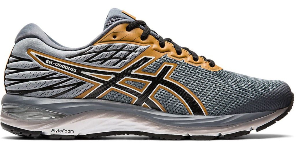 ASICS Gel Cumulus 21 Men | Stone Grey/Performance Black (1011A808.021)