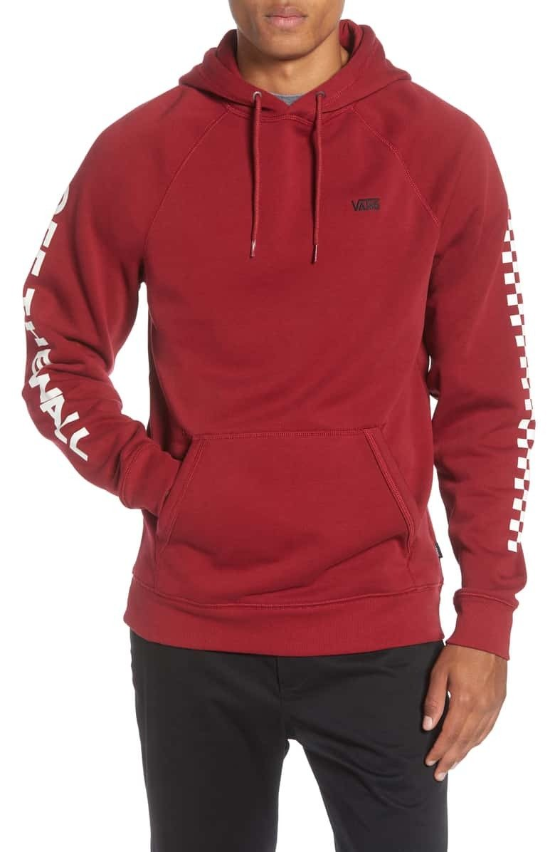 VANS Versa Hoodie Men | Biking Red (VN0A3HPZ1OA)