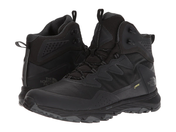 THE NORTH FACE Ultra Fastpack III Mid GTX Men | TNF Black / TNF Black (NF0A39IQ)