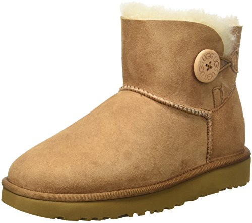 c05daa4331c UGG Mini Bailey Button II Women | Chestnut (1016422)
