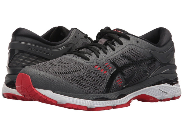 ASICS Gel-Kayano 24 Men | Dark Grey / Black / Fiery Red (T749N-9590)