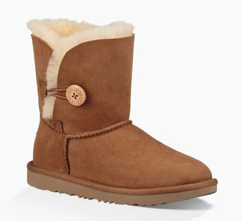 UGG Bailey Button II Kids | Chestnut (1017400K)