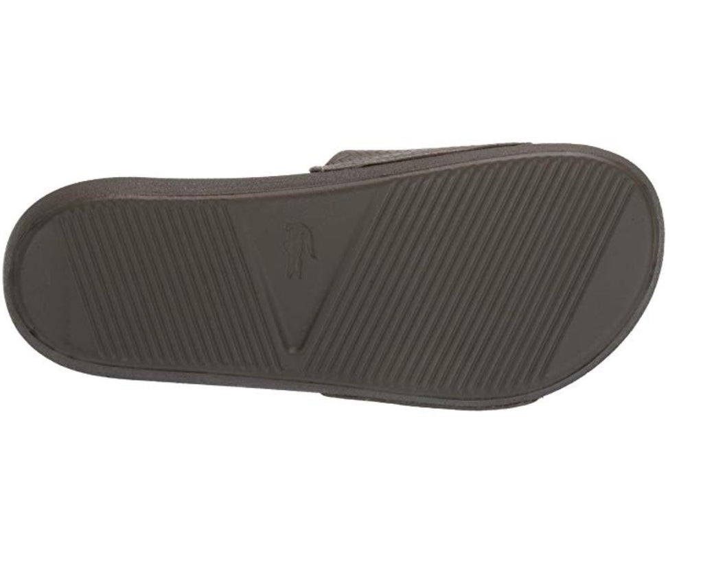 LACOSTE Croc Slide 119 4 CFA Women | Dark Khaki