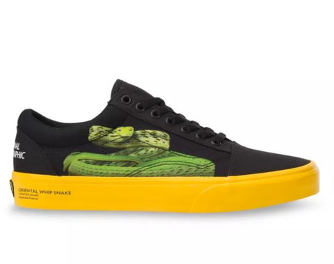 VANS National Geographic Photo Ark Old Skool Unisex | Photo Ark (VN0A4U3BWK6 )