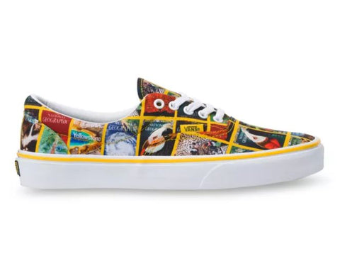 VANS National Geographic Era Unisex | Multi Covers/True (VN0A4U39WJZ)