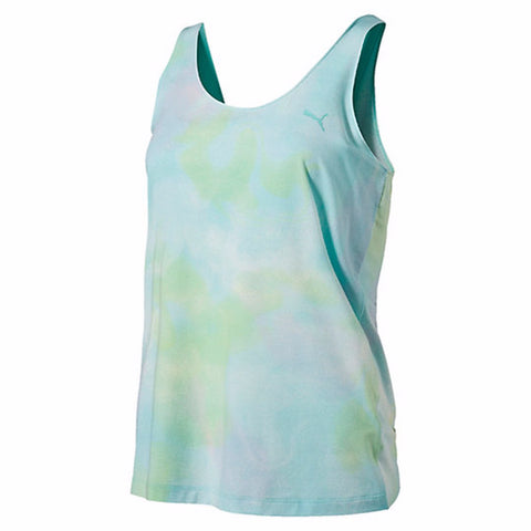 PUMA EVO Strap Tank Top Women | All Over Print (572531-52)