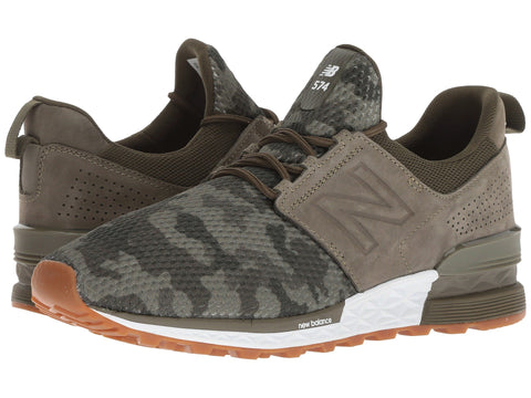 NEW BALANCE 574 Sport Decon Men | Military Foliage Green (MS574DCG)