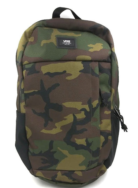 VANS Disorder Backpack Unisex | Classic Camo (VN0A3I6897I)