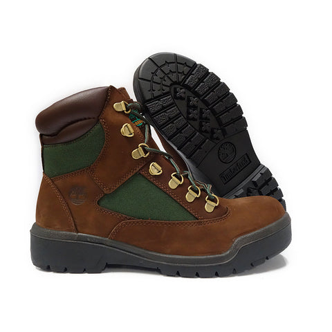 TIMBERLAND 6 Field Men | Brown / Green (TB072510)