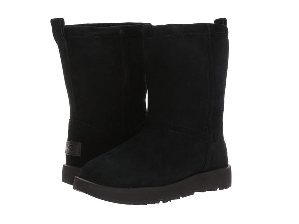 UGG Classic Short Waterproof Women | Black (1017508)