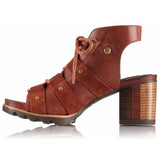 SOREL Addington Sandal Women | Rustic Brown/Cordovan (1717791)