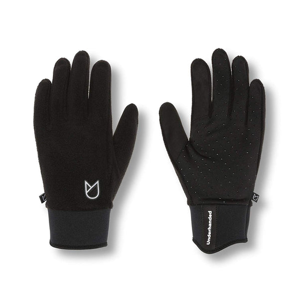 UNDERHANDED Duo Gloves Men | Black