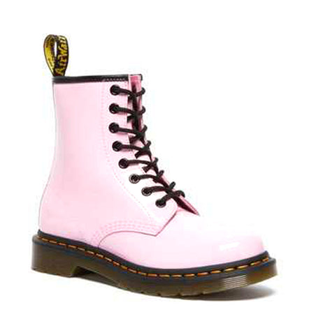 DR. MARTENS 1460 Patent Leather Women | Pale Pink (26425322)