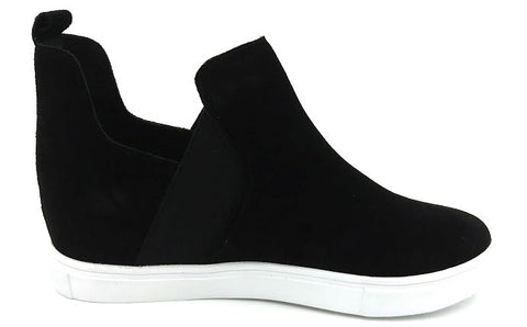 BLONDO Gael Women | Black Suede (B3306)