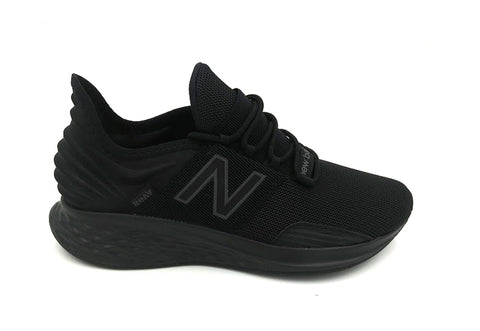 NEW BALANCE Fresh Foam ROAV Men | Magnet Black (MROAVLB)