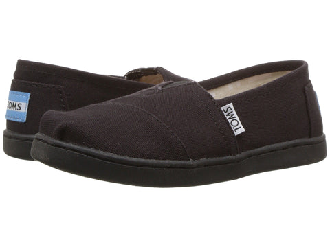 TOMS Canvas Original 2.0 Youth | Black (10010530)