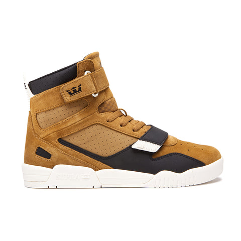 SUPRA Breaker Men | Tan / Black / Bone (05893-286-M)